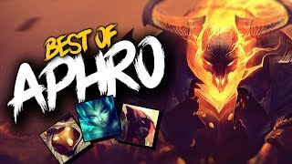 APHROMOO's Best Stream Moments | League of Legends