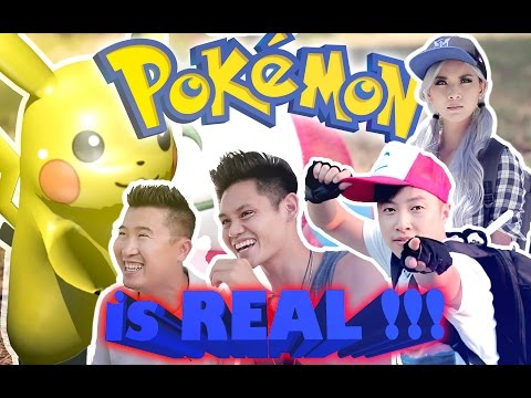 Pokemon in Real Life - (English w/ Viet Subtitles)  Short Film