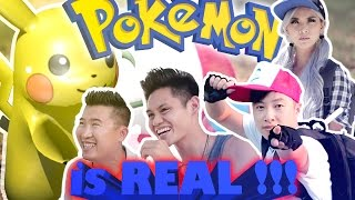 pokemon in real life - english w viet subtitles  short film