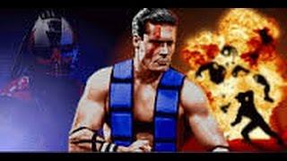 Ultimate Mortal Kombat 3 (Arcade) Sub-Zero Gameplay+Mega Endurance on Very Hard no Continues