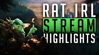 RAT IRL STREAM HIGHLIGHTS #1