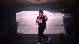 David's Roof/Uncomfortable (Andy Mineo Live, Indianapolis)