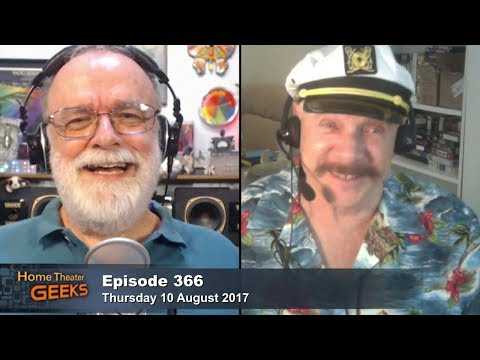Home Theater Geeks 366: The World According to Bob Carver
