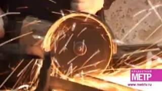 видео ворота противопожарные производство