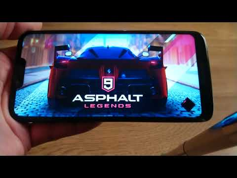 Playing High End Games On Moto G7 Power UNLOCKED Android 9Pie 3GB Of Ram (USA Version)