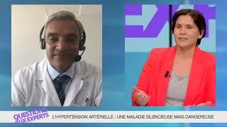 L'hypertension artérielle : un maladie silencieuse mais dangereuse