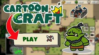 CARTOON CRAFT *NEW* Gameplay Android (2020)   Kif PH screenshot 1