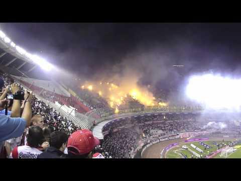 River Plate vs Boca Juniors - Hardcore fans