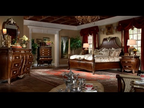 imperial court bedroom collection by aico furniture