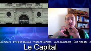 Le Capital - película, Sinopsis Recomendación