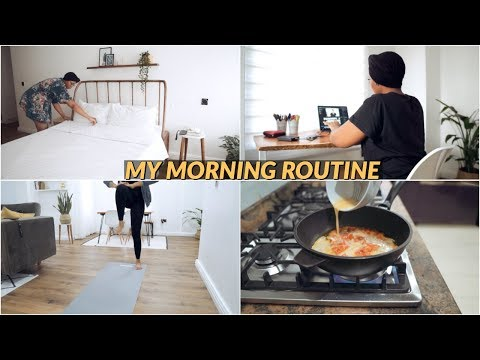 MORNING ROUTINE IN MY NEW HOME | DIMMA UMEH thumbnail