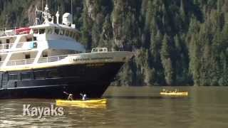 Lindblad Alaska Expedition Cruise Vacations,Family Vacations,Travel Videos