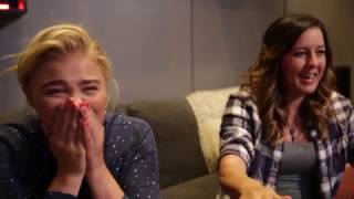 Watch girl gamer bosses Chloe Grace Moretz & Anna Maree crush it playing #Overwatch