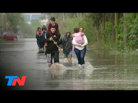 Inundación y desesperación