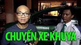 Chuyến xe khuya với taxi Mai Linh và cái kết