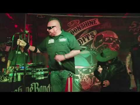 Moonshine Bandits - Mostasteless Tour 10/20/2017 part 1 of 2