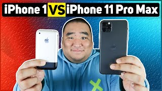 ASMR - iPhone 1 v iPhone 11 Pro Max | Layered Sounds 📱