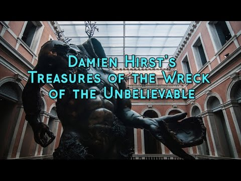 Damien Hirst's: Treasures of the Wreck of the Unbelievable