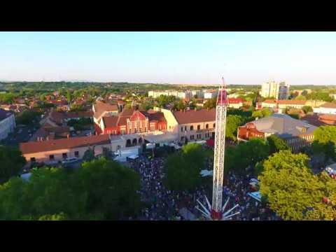 Hatvan Expo - 2017 - Légi felvételek