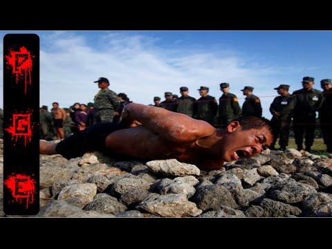 Los 10 ejercicios militares más rudos y raros del mundo