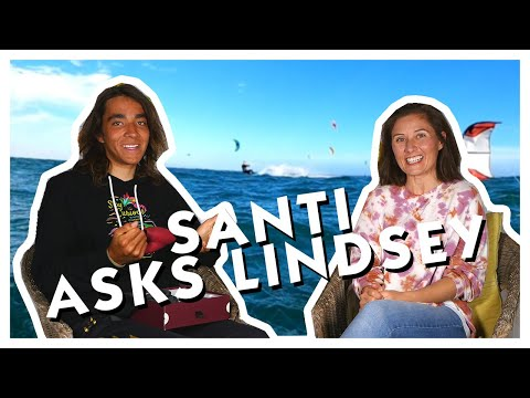 Sex Q&A with Santi