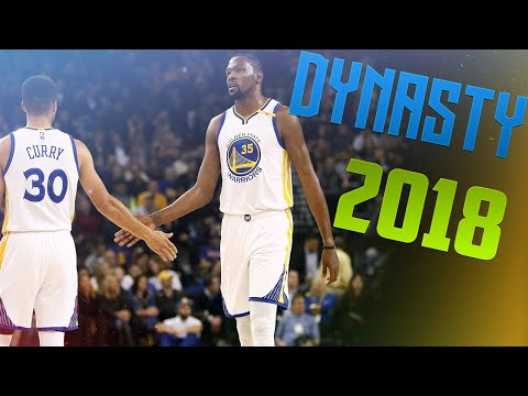 WARRIORS PLAYOFF HYPE 2018 - DYNASTY