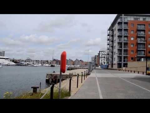 Ipswich Waterfront Suffolk June 2013