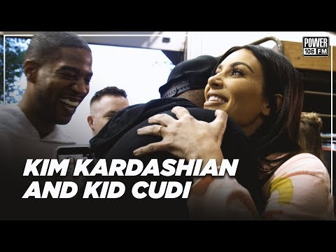 Kim Kardashian and Kid Cudi talk about Kids See Ghosts and Ye Album Changes in Wyoming