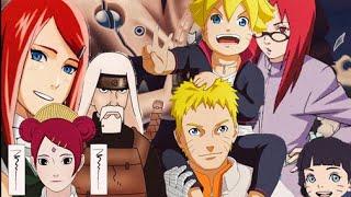 Uzumaki Clan (All Members)