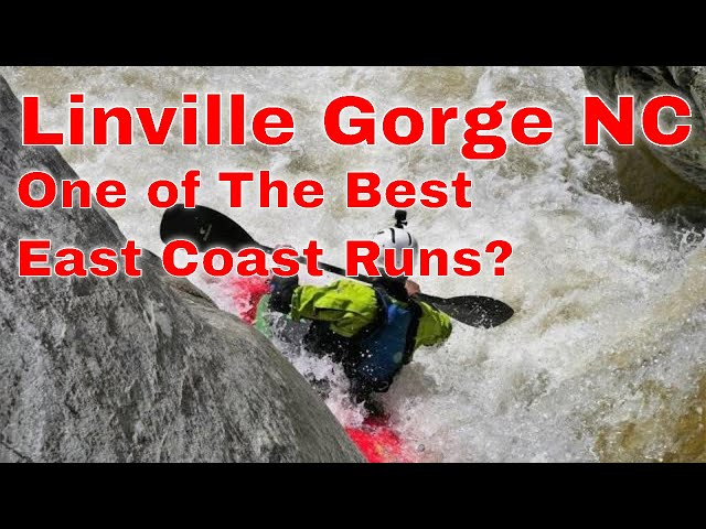 Linville Gorge NC Kayaking