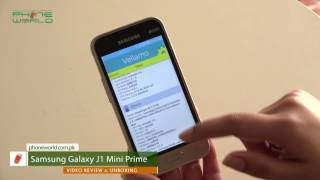 Samsung Galaxy J1 Mini Prime | Smart Reviews by Kanwal