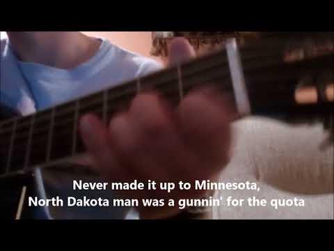 Red Hot Chili Peppers - Dani California (cover, karaoke)