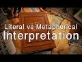 Christianity: Literal vs Metaphorical - 1. Jesus and Heaven