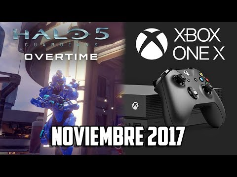 Este mes en Halo (Noviembre 2017)