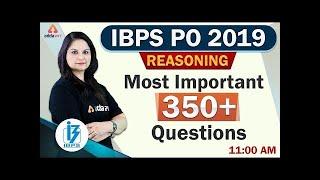 IBPS Clerk 2019 | Reasoning | Introduction & Syllogism (Day 1)
