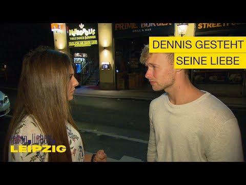 Dennis gesteht Janette seine Liebe #13 | Leben.Lieben.Leipzig