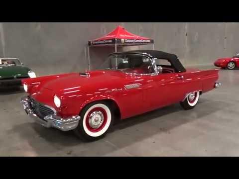 1957 Ford Thunderbird #425-DFW Gateway Classic Cars of Dallas - 동영상