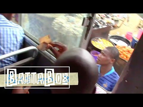 Video of Nigeria's CRAZY Commute to Work