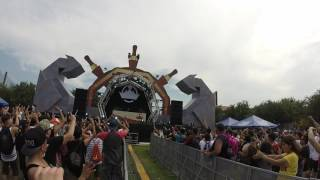 Mike Cervello @ Wish Outdoor Mexico 2017 Opening Set