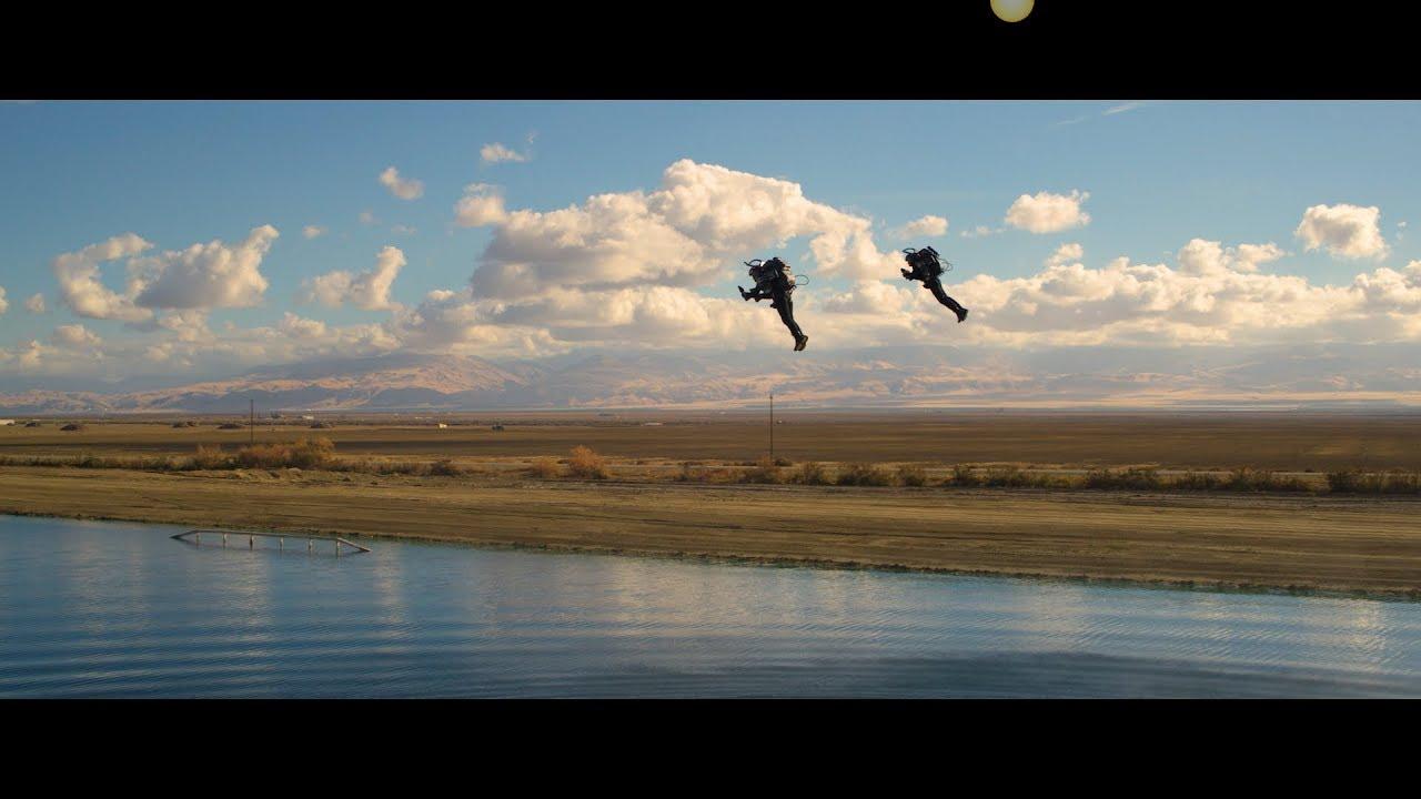 Dual JetPack Race (Official Video)