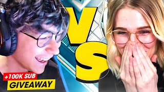 C9 Blue vs. C9 Whİte in VALORANT But There's A Twist