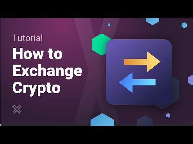 How to Use Exodus' Crypto and Trezor Exchange App