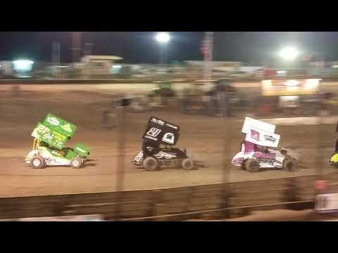 Lemoore Raceway Restricted 10/14/17