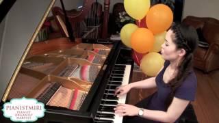 Nicki Minaj - Starships | Piano Cover by Pianistmiri 이미리