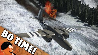 "War Thunder - A-20G-25 ""Havoc"