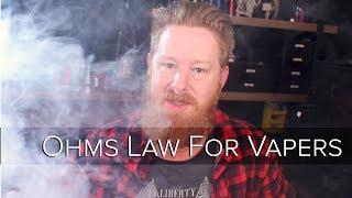 Ohms Law For Vapers- Legion Vapes