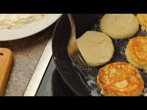 рецепты сырников с пошаговым фото