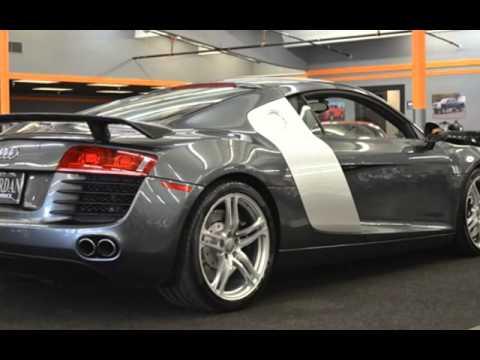2009 audi r8 quattro 5 speed manual alcantara bang olufsen for rh youtube com 2011 Audi S4 Audi A4 Stereo System