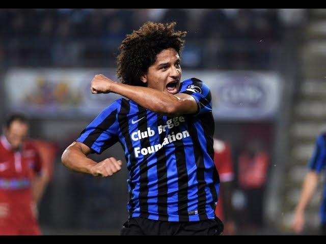 2014-2015 - Moeskroen-Péruwelz - Club Brugge - GOAL Felipe Gedoz