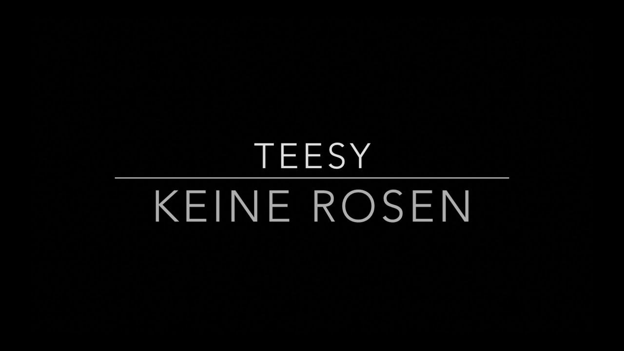 Teesy Keine Rosen